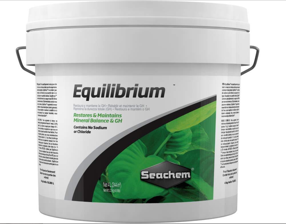 Equilibrium, 4 kg / 8.8 lbs by Seachem (Image #1)