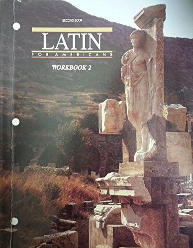 Latin for Americans: Workbook 2