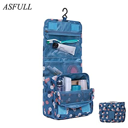 Image Unavailable. Image not available for. Color  New Fashion Toiletry  Bags Wash Bag Cosmetics ... d0e36af195091