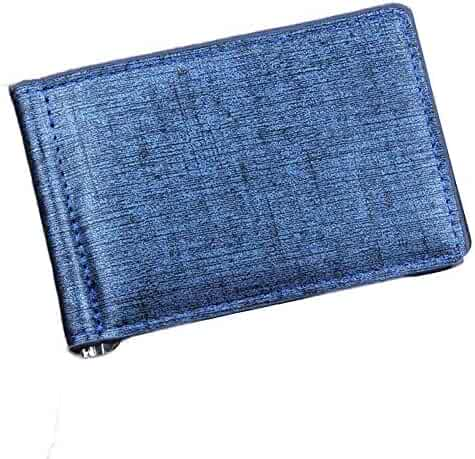 XIANAER MenS Wallet Simple Bi-Fold Card Holder With Coin Pocket