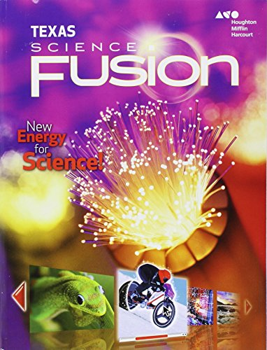 Science Fusion: Student Edition Grade 6 2015