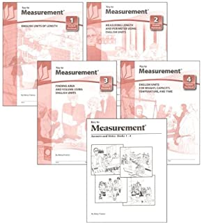 Key to Metric Measurement: Answers & Notes, Books 1-4: Betsy ...