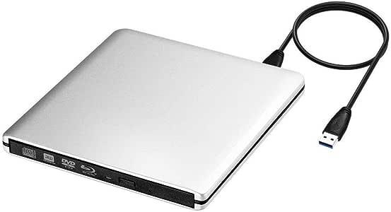 iMac SEA TECH Aluminum External USB Blu-Ray Writer Super Drive for Apple MacBook Air Pro
