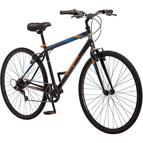 Rigid Urban-style Steel Frame Mongoose Adult Bike