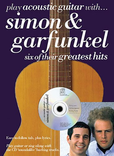 Play Acoustic Guitar with.Simon and Garfunkel (Paul Simon/Simon & (Play Acoustic Rock)