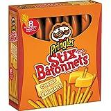 Pringles Stix Cheese Flavor 8x15.1 Gram, 120 Gram