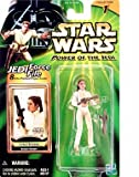 1 X Star Wars: Power of the Jedi Leia Organa (Bespin Escape) Action Figure by Leia Figure