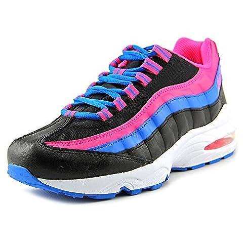 Nike Air Max 95 (GS) Big Kids Fashion/Running Sneaker, 5.5