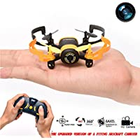 Rc Mini Quad with Camera Support Headless Mode 4Ch 6axis Mini Quadcopter Drone with Camera As a present For kids