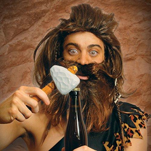 Savage of the Stone Age ! Caveman Bottle