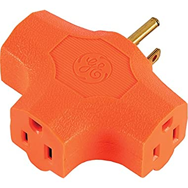 GE Heavy Duty 3-Outlet Tap, 50281