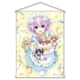 Super d [neptunia B2 W seed tapestry 5-year anniversary Memorial Ver.A