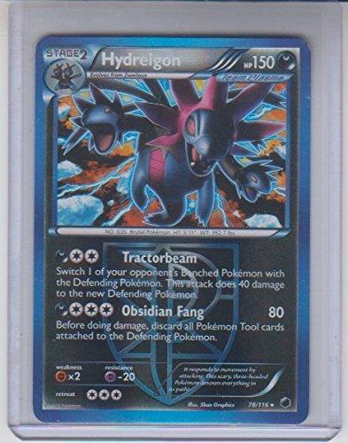 Hydreigon Team Plasma Reverse Holo Rare Pokemon #78 Photo - Pokemon Gaming