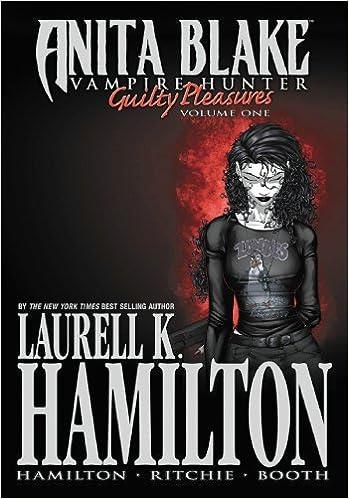 Anita Blake Vampire Hunter Guilty Pleasures Volume 1 HC