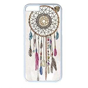 Dream Catcher Custom Back Phone Case for iphone 6 4.7 PC Material White -1218089