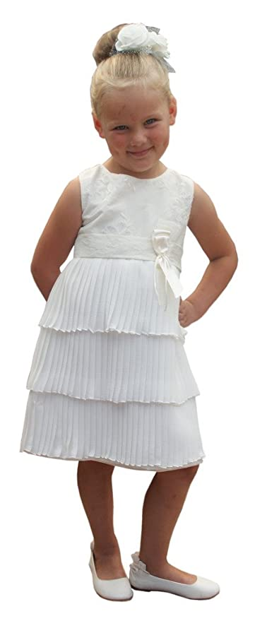 Jessidress Vestido de Bebe Vestido Vintage Vestido de Verano Bautizo Ceremonia Vestido de Fiesta Damita de