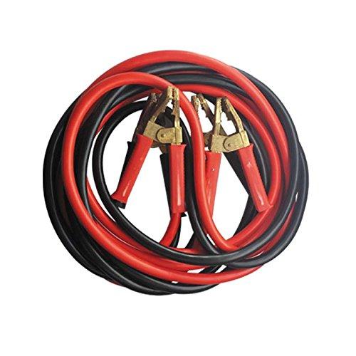 JBM 51363 - Cable de arranque con pinzas macizas de cobre (35 mm x 2.3 m)