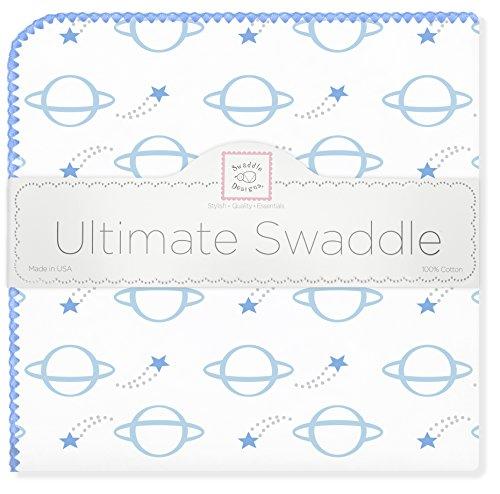 SwaddleDesigns Ultimate Swaddle Blanket Shooting