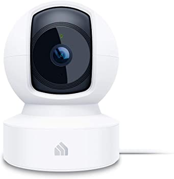 TP-Link Kasa Dome 1080p Smart Indoor Security Camera with Night Vision