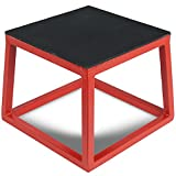 "Titan Fitness 12"" Plyometric Box HD Step Plyo Box Jump Exercise Fit Training"
