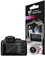 PANASONIC LUMIX DC-ZS70 - GX850 - GX800 (2 Units ) Screen Protector Skin Lifetime Replacement Warranty Invisible Protective HD Clear Guard - Smooth / Bubble -Free By IPG