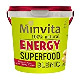 Minvita Energy Superfood Blend - 250g (0.55lbs)