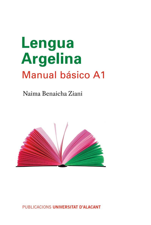Lengua Argelina: Manual básico A1 (Textos docentes): Amazon.es ...