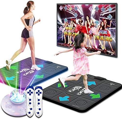 boxiangxu シングルダブルデュアルユースダンスブランケットワイヤレス体性感覚ランニングゲームブランケット