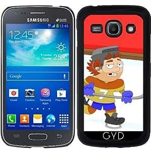 Funda para Samsung Galaxy ACE 3 S7272/A7275 - Deportes De Invierno: Hockey by Los dibujos de Alapapaju