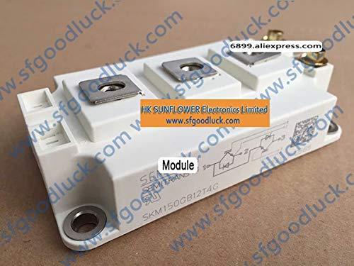Kammas SKM150GB12T4G IGBT4-4.Generation(Trench) IGBT Module 1200V 220A Case D56 Weight:325g ()