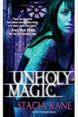 Unholy Magic (Downside Ghosts Book 2) Kindle Edition