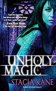 Unholy Magic (Downside Ghosts Book 2)