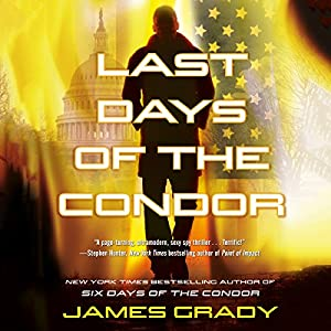 Last Days of the Condor Audiobook