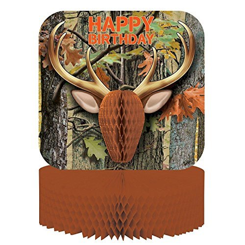 Hunting Camo Centerpiece (2-Pack) -