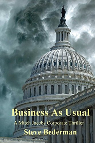 Read Online Business As Usual (A Mitch Jacobs Corporate Thriller) PDF