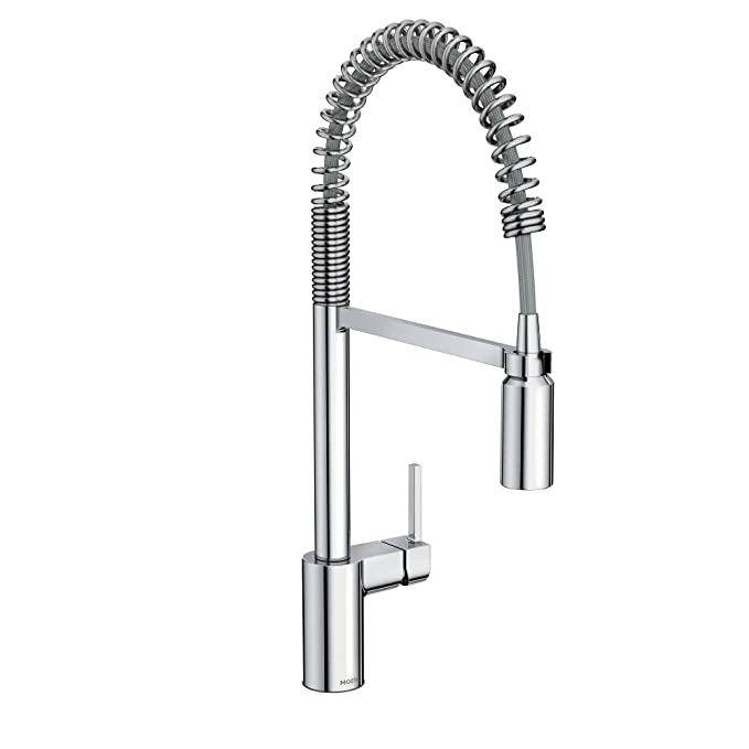 Best Commercial Kitchen Faucets: Moen 5923 Align