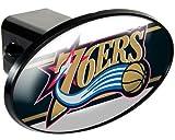 NBA Philadelphia 76ers Trailer Hitch Cover