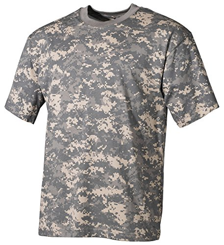 - US Military Army T-Shirt Airsoft ACU Digital Camo SIZE XXXL