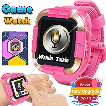 7b71997aa Amazon.com  GBD 2019 New Kids Games Smart Watch Fitness Tracker ...