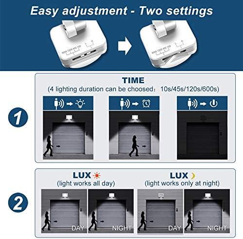 10W 20W 30W 50W LED Flutlicht Mit Bewegungs-Sensor-110V-220V LED Flutlicht Wasserdichter Outdoor-Scheinwerfer For Garten Garten (Color : Warm White)