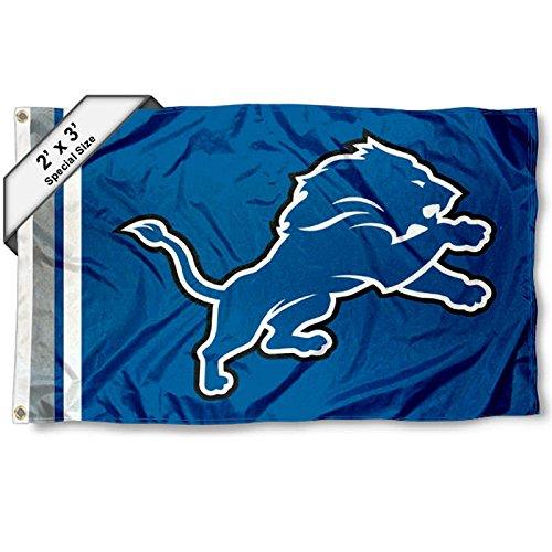Wincraft Detroit Lions 2x3 Feet Flag ()