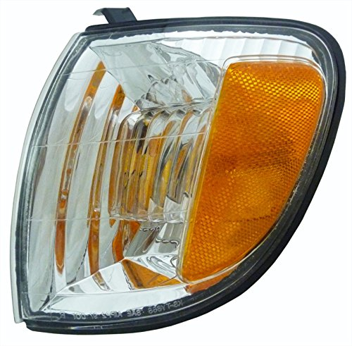 Toyota Tundra 00-04 Left Side Marker Corner Signal Light Lamp Lens & Housing ()