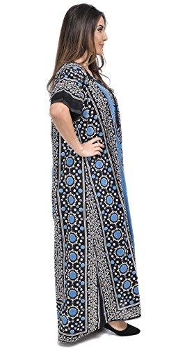 Nightingale Collection - Vestido - para mujer turquesa