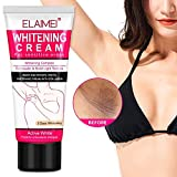 Natural Whitening Cream, Underarm Lightening and Brightening Deodorant Cream, Armpit Whitening Body Creams, Underarm Repair Whitening Cream Between Legs Knees Sensitive Areas