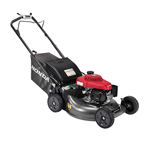 Stand Behind Lawn Mower >> Honda Hrr216k9vka 3 In 1 Variable Speed Self Propelled Gas Mower With Auto Choke