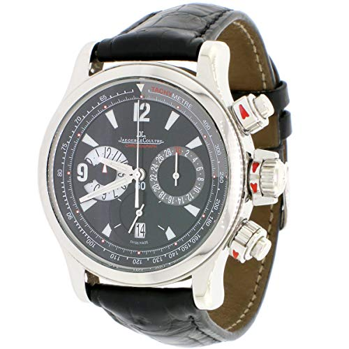 Jaeger LeCoultre Master Compressor 42MM Chronograph Mens Watch 146.8.25