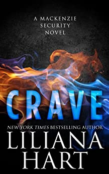 Crave (MacKenzie Security Book 6) - Kindle edition by