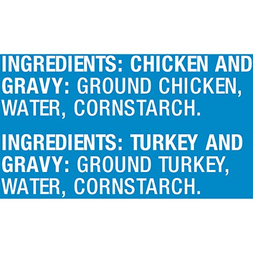 51wmRv1MswL - Gerber Purees 2nd Foods Assorted Meat Variety Pack, Chicken & Turkey, 2.5 Ounce Jars (Pack Of 12)