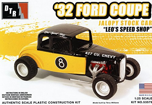 32 Ford Coupe Jalopy Stock Car