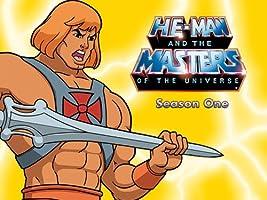 He Man, Masters Of The Universe - Season 1
